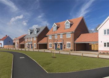 Thumbnail 4 bed detached house for sale in Heather Gardens, Hethersett, Norwich, Norfolk