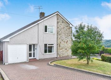 Thumbnail 4 bed detached house for sale in Heol-Y-Groes, Bridgend