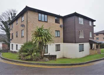 Thumbnail 1 bed flat for sale in Fairbairn Close, Purley