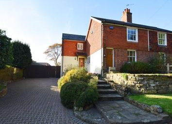 Thumbnail 3 bed semi-detached house for sale in Sunny Bank, Back Lane, Cross In Hand, Heathfield