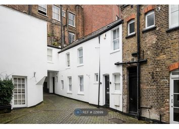 Thumbnail 3 bed terraced house to rent in Coach House Yard, London