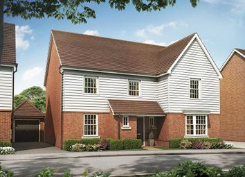 "Thumbnail 5 bed detached house for sale in ""Manning"" at Marden Road, Staplehurst, Tonbridge"