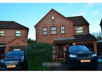 Thumbnail 4 bedroom detached house to rent in The Hythe, Two Mile Ash, Milton Keynes