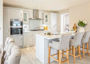 """Thumbnail 4 bed detached house for sale in """"Cornell"""" at Park View, Moulton, Northampton"""