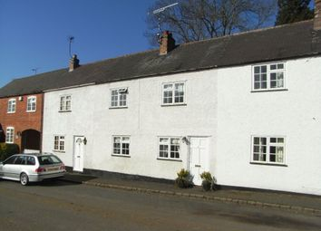 Thumbnail 2 bed cottage to rent in Poultney Lane, Kimcote, Lutterworth
