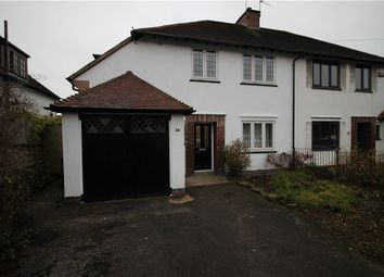 Thumbnail 4 bed semi-detached house for sale in Arlington Road, New Normanton, Derby
