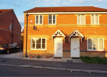 Thumbnail 3 bed semi-detached house for sale in Seathwaite Close, Manchester