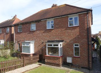 Thumbnail 3 bed semi-detached house for sale in Old Harrow Road, St Leonards On Sea