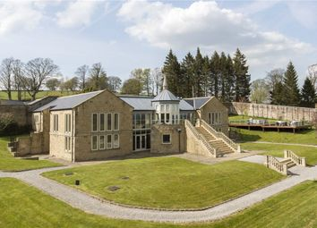 Thumbnail 5 bed detached house for sale in The Gardens, Cowling Hill, Near Skipton, North Yorkshire