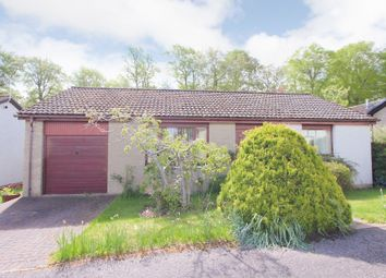 Thumbnail 2 bedroom detached bungalow for sale in Newton Park, Kirkhill, Inverness