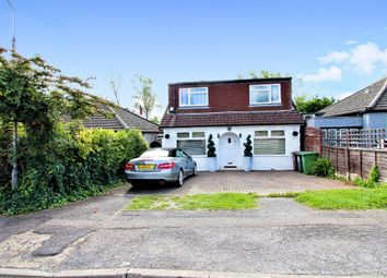 Thumbnail 4 bed detached bungalow for sale in Alexandra Road, Borehamwood