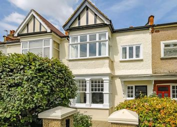 5 bed terraced house for sale in Claygate Road, London W13