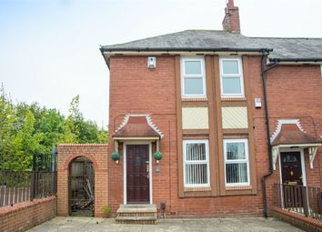 Thumbnail 2 bed end terrace house for sale in Muswell Hill, Newcastle Upon Tyne, Tyne And Wear