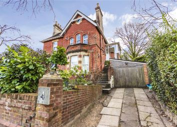 Thumbnail 2 bed flat for sale in Sandringham Road, Lower Parkstone, Poole
