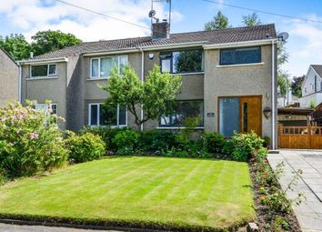Thumbnail 3 bedroom semi-detached house for sale in Winchester Avenue, Lancaster, Lancashire