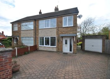 Thumbnail 3 bed semi-detached house for sale in Norbreck Crescent, Warmsworth, Doncaster