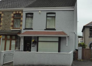 Thumbnail 3 bed semi-detached house for sale in New Road, Neath Abbey, Neath