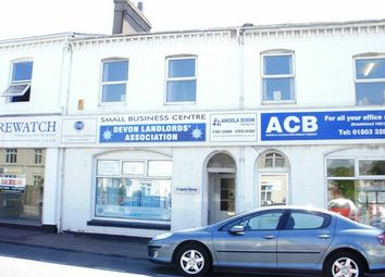 Thumbnail Office to let in St Marychurch Road, Torquay