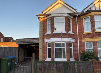 Thumbnail 3 bed semi-detached house for sale in Carlisle Road, Shirley, Southampton