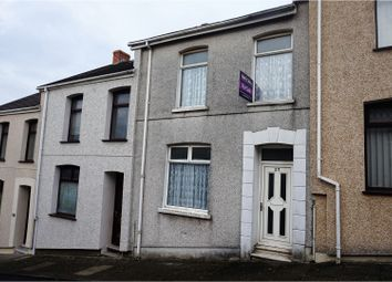 Thumbnail 3 bed terraced house for sale in Prendergast Street, Llanelli