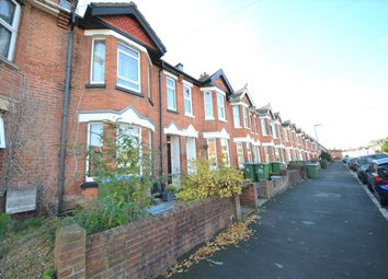 Thumbnail 3 bed terraced house to rent in Cecil Avenue, Southampton