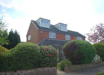 Thumbnail 5 bedroom detached house for sale in Alvara Road, Alverstoke, Gosport