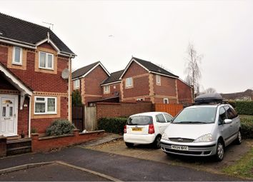 Thumbnail 2 bed end terrace house for sale in Hoylake Drive, Warmley