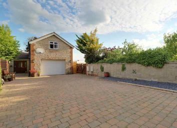 Thumbnail 5 bed detached bungalow for sale in Bourne Road, Colsterworth, Grantham