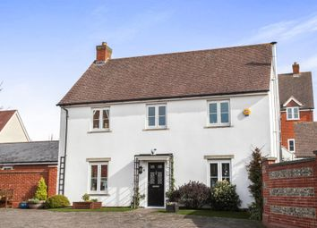 Thumbnail 4 bed detached house for sale in Keel Close, Amesbury, Salisbury