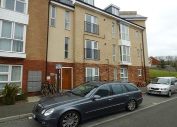 Thumbnail 1 bed flat to rent in Quay House, East Cowes