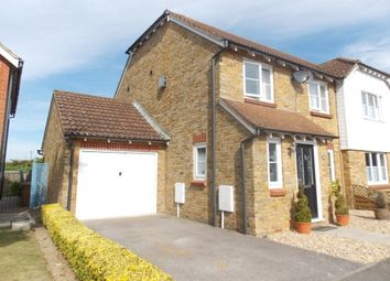 Thumbnail 3 bed semi-detached house to rent in William Judge Close, Tenterden