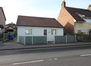 Thumbnail 2 bed bungalow for sale in Victoria Road, Lowestoft
