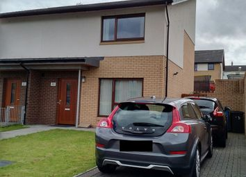 Thumbnail 2 bed semi-detached house for sale in Hamilton Crescent, Cambuslang, Glasgow