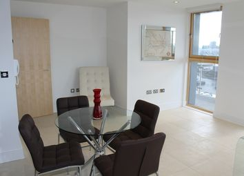 Thumbnail 2 bedroom flat to rent in Streamlight Tower, Province Square, Canary Wharf