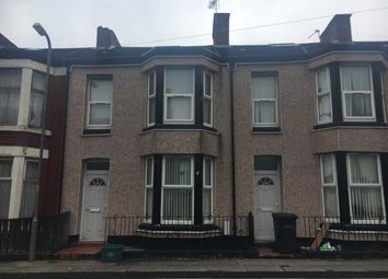 Thumbnail 4 bedroom terraced house for sale in 56 Gray Street, Bootle, Merseyside