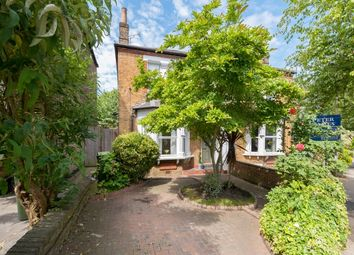 Thumbnail 3 bed semi-detached house for sale in Westcombe Hill, London