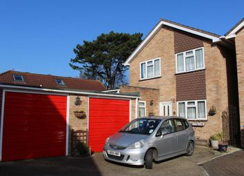 Thumbnail 4 bed detached house for sale in Boscombe Close, Egham
