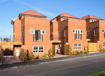 "Thumbnail 3 bedroom link-detached house for sale in ""Morley"" at Captains Parade, East Cowes"