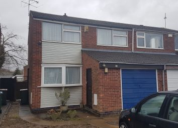 Thumbnail 3 bedroom semi-detached house to rent in Blandford Road, Coventry