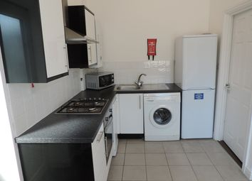 Thumbnail 1 bed flat to rent in Miskin Street, Cathay`S, Cardiff