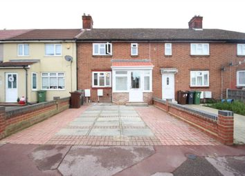 Thumbnail 3 bed terraced house to rent in Crescent Road, Dagenham