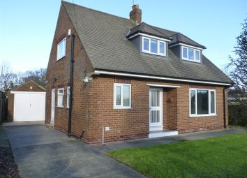 Thumbnail 3 bed detached house to rent in Moor Close, Killinghall, Harrogate