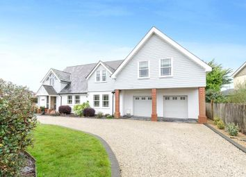 Thumbnail 5 bedroom detached bungalow for sale in Angmering Lane, Willowhayne Estate, East Preston