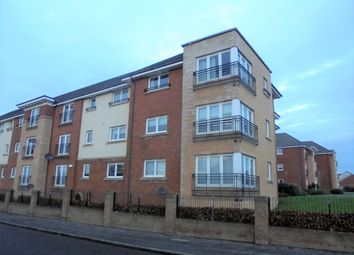 Thumbnail 2 bed flat for sale in Broadcairn Court, Motherwell