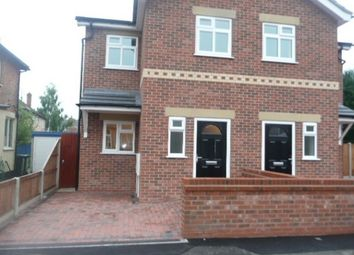 Thumbnail 3 bed semi-detached house to rent in The Elms, Colwick, Nottingham