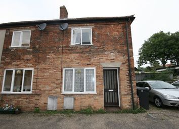 Thumbnail 1 bed semi-detached house to rent in Market Street, Wymondham