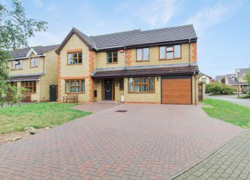 Thumbnail 5 bedroom detached house for sale in Penhale Close, Tattenhoe