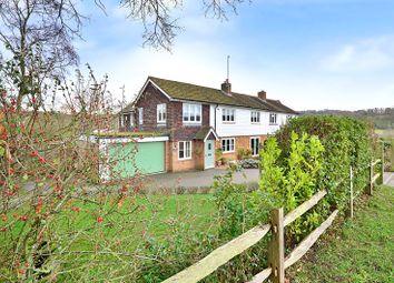 Thumbnail 4 bed semi-detached house for sale in Barden Road, Speldhurst, Tunbridge Wells