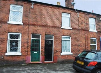 Thumbnail 2 bed terraced house for sale in Belmont Avenue, Warrington, Cheshire
