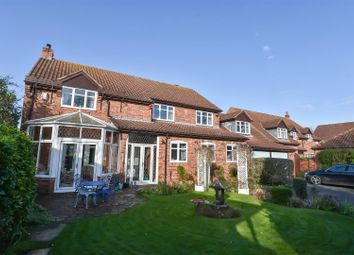 5 bed detached house for sale in Yew Tree Close, Acaster Malbis, York YO23